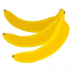 算数 5年の算数 : バナナ(甘蕉)」のイラスト ...