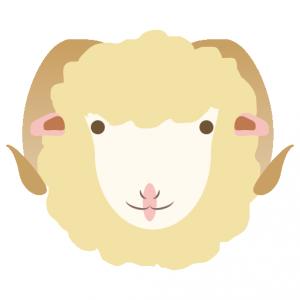 ひつじ_羊