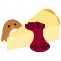 ぺんぎん_チーズケーキ