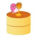 ぺんぎん_ホットケーキ_