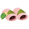 かめ_桜餅