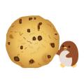 ぺんぎん_チョコチップクッキー