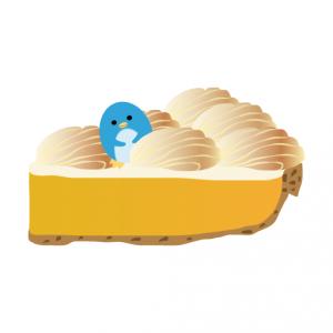 ぺんぎん_レモンパイ