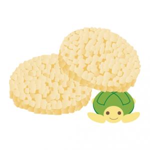 かめ_ぽん煎餅